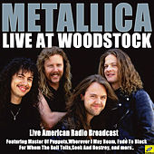 Metallica Live at Woodstock (Live) de Metallica
