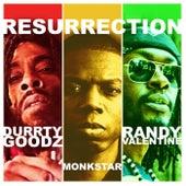 Resurrection by Monkstar