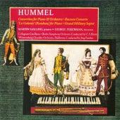 Hummel: Concertino In G / Rondo In E / Bassoon Concerto In F / Septuor Militaire In C von Martin Galling