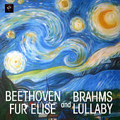 Beethoven Fur Elise and Brahms Lullaby for Kids and Children. Classical Music for Babies by Beethoven Relaxing Orchestra