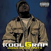 Genius Of Rap 2 von Kool G Rap