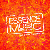 Essence Music Festival, Vol. 6: Live in N.O.L.A de Various Artists