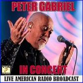 In Concert (Live) de Peter Gabriel