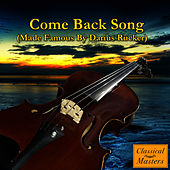 Come Back Song von The Orchestral Academy Of Los Angeles