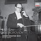 Bach: Cello Suites de Mstislav Rostropovich