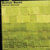 Portrait Montréal by Quatuor Bozzini