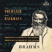 Brahms: Cello Sonatas von Pierre Fournier