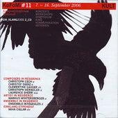 11. Komponistenforum Mittersill – KULT by Various Artists