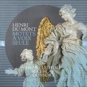 Du Mont: Motets à voix seule de Henri Ledroit