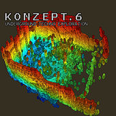 Konzept.6 (Underground Techno Exploration) de Various Artists