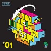 IN/EX, le label de Grand Bonheur #1 À LA RUE von Various Artists