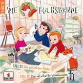 016/Fall 31: Die geknickten Bilder/Fall 32: Das rätselhafte Verschwinden by Die Fuchsbande