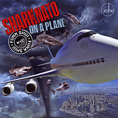 Shark NATO on an Airplane by Funk Shui NYC