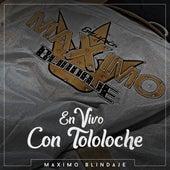 Con Tololoche (En Vivo) von Maximo Blindaje