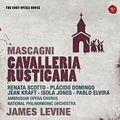 Mascagni: Cavalleria Rusticana - The Sony Opera House by James Levine