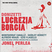 Donizetti: Lucrezia Borgia - The Sony Opera House de Jonel Perlea