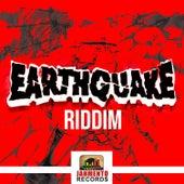 Earthquake Riddim de Various Artists