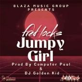 Jumpy Girl by Fred Locks