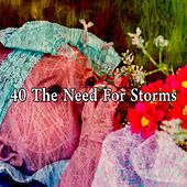 40 The Need for Storms by Rain Sounds and White Noise