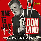 Time to Jive: His Rockin' Best de Don Lang