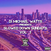 Slowed Down Sundays, Vol. 1 de DJ Michael Watts