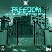 Freedom Mass Incarceration Instrumentals by Hydrolic West