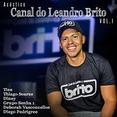 Acústico Canal do Leandro Brito, Vol. 1 de Various Artists