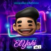 Yakifest Vol. 2 (En Vivo) de Luis Alfonso Partida El Yaki