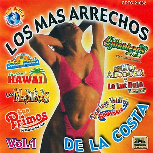 Los Mas Arrechos De La Costa Vol.1 by Various Artists
