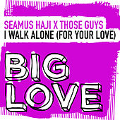 I Walk Alone (For Your Love) by Seamus Haji