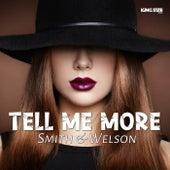 Tell Me More (Dj Global Byte Mix) von Smith