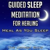 Guided Sleep Meditation for Healing, Heal as You Sleep by The Honest Guys