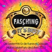 Fasching @ it's best (Die besten Hits für die Karneval Schlager Mallorcastyle Party des Jahres 2020) de Various Artists