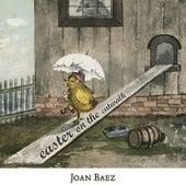 Easter on the Catwalk von Bill Wood, Joan Baez, Joan Baez