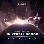 UNIVERSAL DONOR de O+