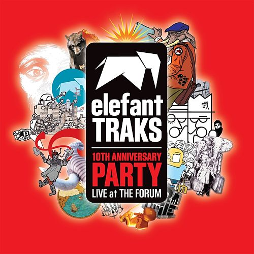 Elefant Traks 10th Anniversary by Various Artists