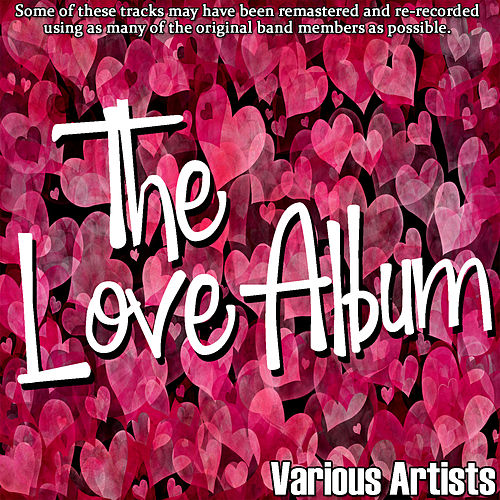 The Love Album by Various Artists