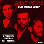 Party People von Alex Guesta