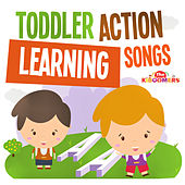 Toddler Action Learning Songs by The Kiboomers