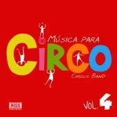 Música Para Circo Vol. 4 de Circus Band