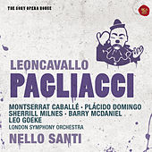 Leoncavallo: Pagliacci - The Sony Opera House de Plácido Domingo