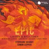 Epic – Lieder & Balladen van Stéphane Degout