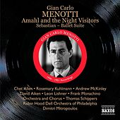 Menotti: Amahl and the Night Visitors by Various Artists