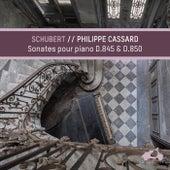 Schubert: Piano Sonatas, D. 845 & D. 850 de Philippe Cassard