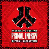 Primal Energy (Defqon.1 2020 Anthem) by D-Block