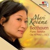 Beethoven: Piano Sonatas Nos. 5-7 de Mari Kodama