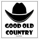 Cover Down de Good Old Country