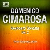Cimarosa: Keyboard Sonatas Nos. 19-35 by Victor Sangiorgio