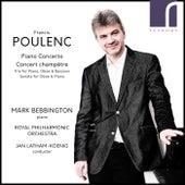 Poulenc: Piano Concerto & Concert champêtre by Royal Philharmonic Orchestra