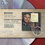 Brahms: Piano Concertos by Stephen Kovacevich